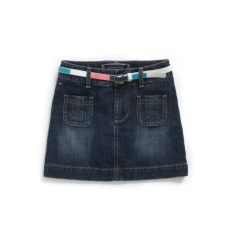 Image for DENIM SKIRT from Tommy Hilfiger USA