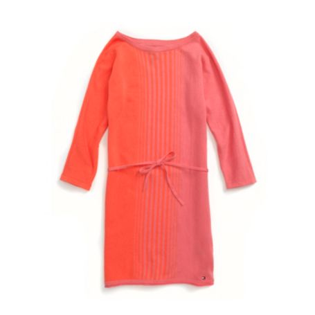 Image for STRIPE KNIT DRESS from Tommy Hilfiger USA