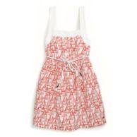 SAILBOAT PRINT DRESS $44.50