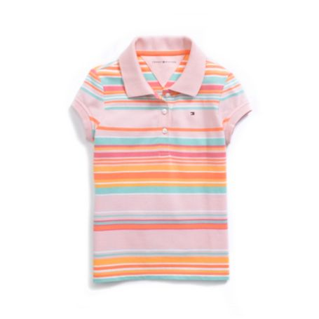 Image for GRADIENT STRIPED POLO from Tommy Hilfiger USA