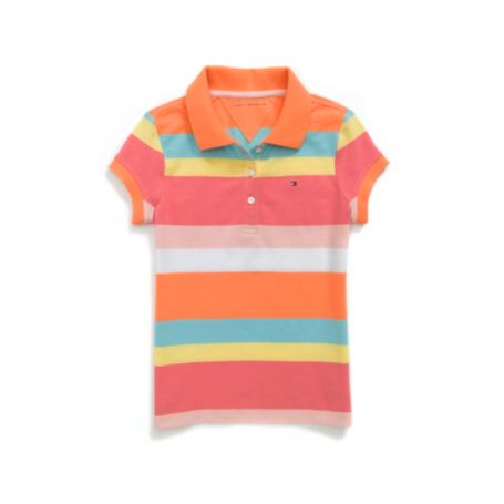 Image for MULTI COLORED POLO from Tommy Hilfiger USA