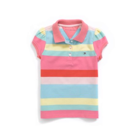 Image for PASTEL STRIPE POLO from Tommy Hilfiger USA