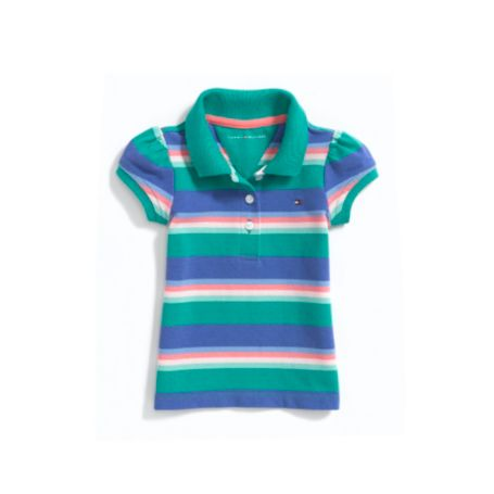 Image for MARINE STRIPE POLO from Tommy Hilfiger USA