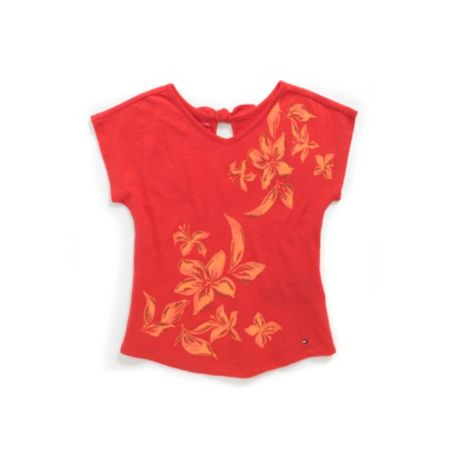 Image for FLOWER TOP from Tommy Hilfiger USA