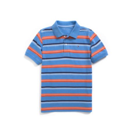 Image for FINE STRIPE POLO from Tommy Hilfiger USA