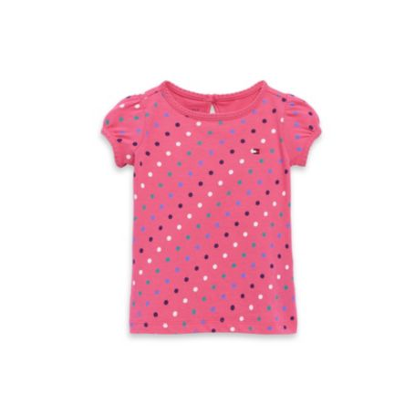 Image for CANDY DOT TEE from Tommy Hilfiger USA