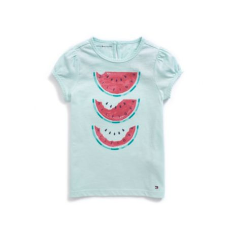 Image for WATERMELON TEE from Tommy Hilfiger USA