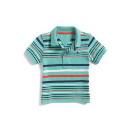 Image for MULTI STRIPE POLO from Tommy Hilfiger USA