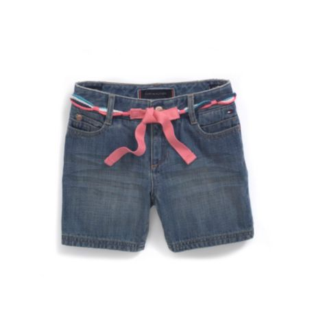 Image for DENIM BERMUDA SHORT from Tommy Hilfiger USA