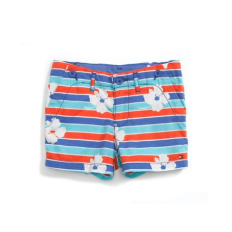 Image for FLOWER STRIPE SHORT from Tommy Hilfiger USA