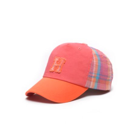Image for PLAID CAP from Tommy Hilfiger USA