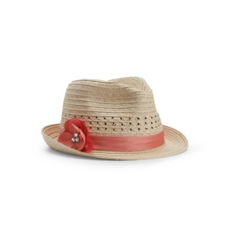 Image for GLAMOUR FEDORA from Tommy Hilfiger USA