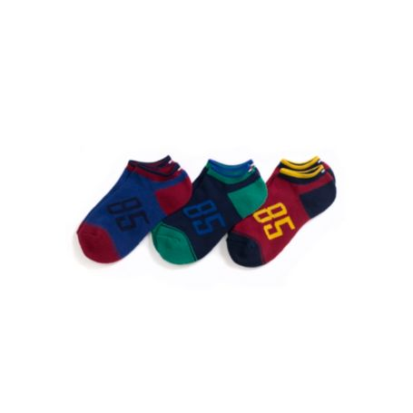 Image for 85 NO SHOW SOCKS 3PK from Tommy Hilfiger USA