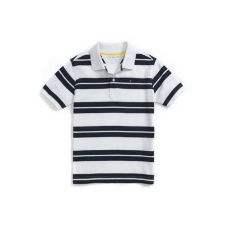 Image for CLASSIC STRIPE POLO from Tommy Hilfiger USA