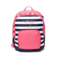 COLORBLOCK STRIPE BACKPACK $32.50