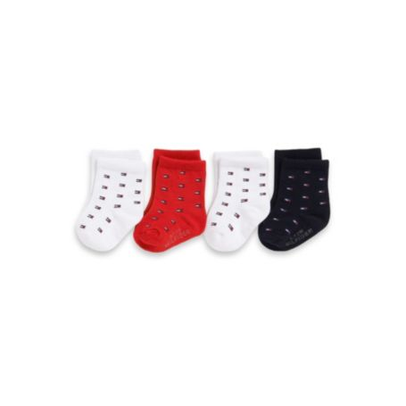Image for FLAG SOCKS 4PK from Tommy Hilfiger USA