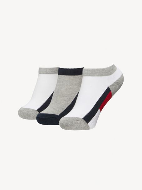 Image for COLORBLOCK SOCKS 3PACK from Tommy Hilfiger USA