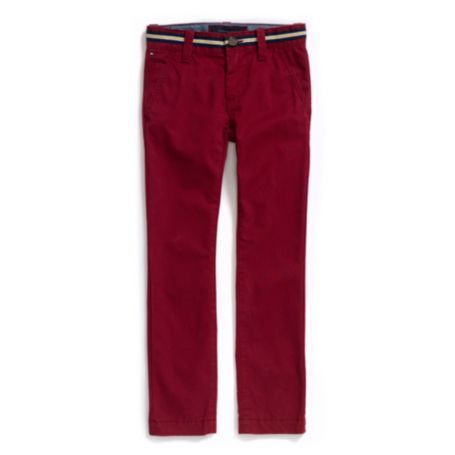 Image for SLIM FIT COLORED CHINO from Tommy Hilfiger USA