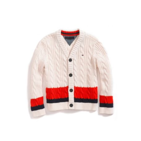 Image for CRICKET SWEATER from Tommy Hilfiger USA