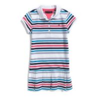 CANDY STRIPE POLO DRESS $29.50