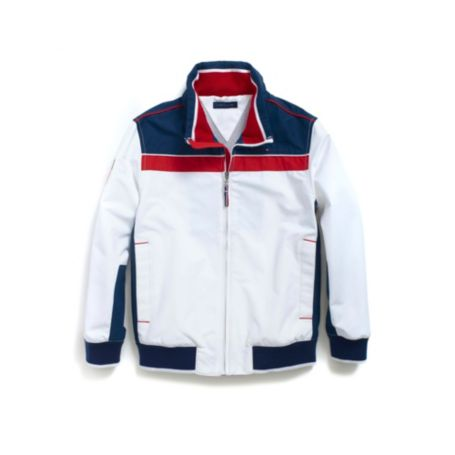 Tommy Hilfiger Final Sale- Usa Racing Jacket - Core Navy