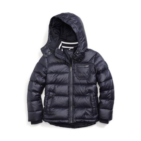 $35.55 Tommy Hilfiger Down Puffer Boy's Jacket