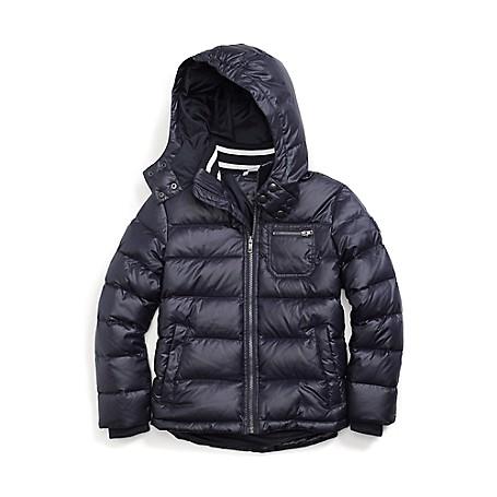 $35.55 Tommy Hilfiger Down Puffer Boy's Jacket