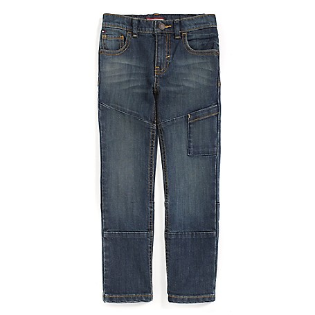 Tommy Hilfiger Skinny Jeans - Jordan Tommy Hilfiger Little Boys' Jean.•Outlet Exclusive Style.•100% Cotton. •Internal Adjustable Waist Tabs. •Machine Washable.•Imported.