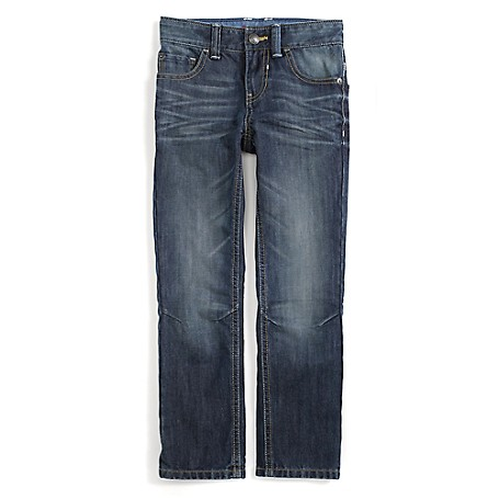 Tommy Hilfiger Slim Faded Jeans - Clear Lake Tommy Hilfiger Big Boys' Jean.• Outlet Exclusive Style.• 100% Cotton. • Internal Adjustable Waist Tabs.• Machine Washable.• Imported.