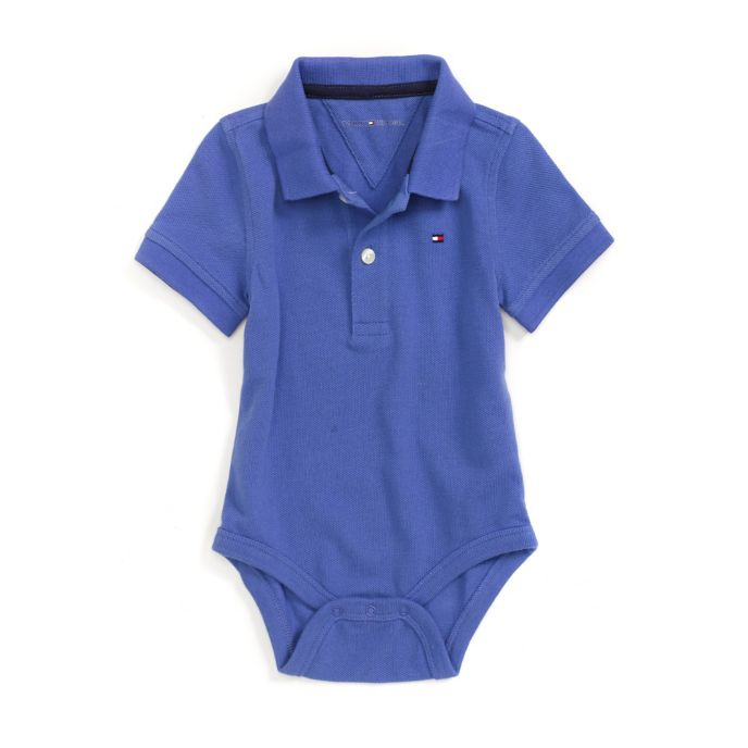 Tommy Hilfiger Little Boy s Infant Polo esie