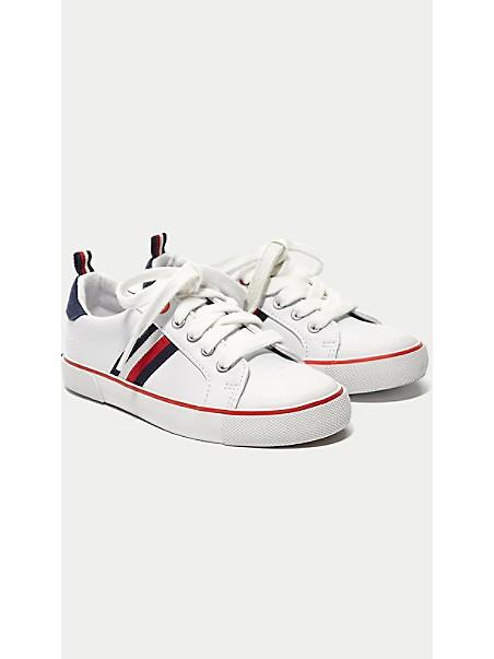 타미 힐피거 키즈 스니커즈 Tommy Hilfiger TH Kids Navy Sneaker