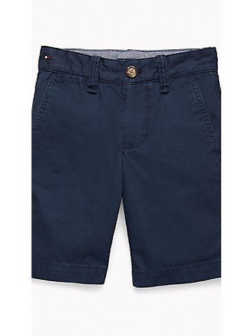 타미 힐피거 키즈 반바지 Tommy Hilfiger TH Kids Solid Short