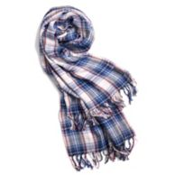 GROVELAND CHECK SCARF $49.99