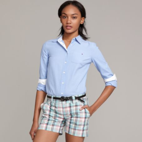 Image for CLASSIC OXFORD SHIRT from Tommy Hilfiger USA