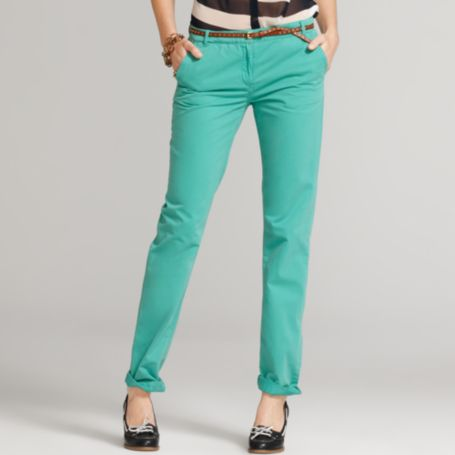 Image for ROME FIT SLIM LEG CHINO from Tommy Hilfiger USA