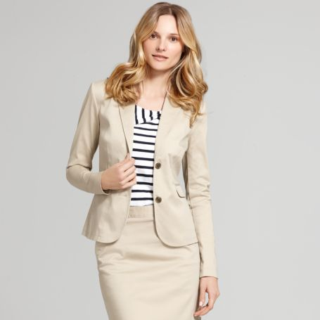 Image for SUITING SEPARATES BLAZER from Tommy Hilfiger USA