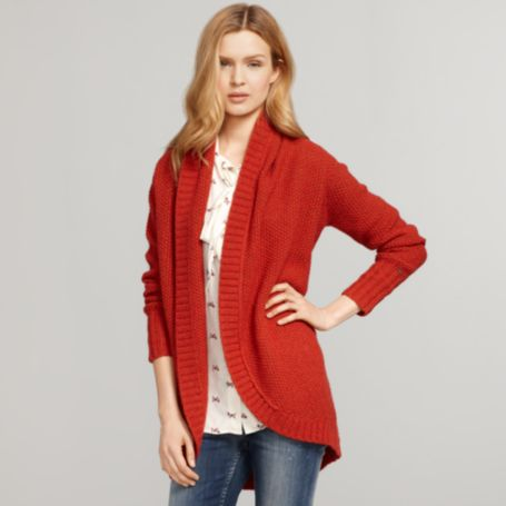 Image for COCOON CARDIGAN from Tommy Hilfiger USA