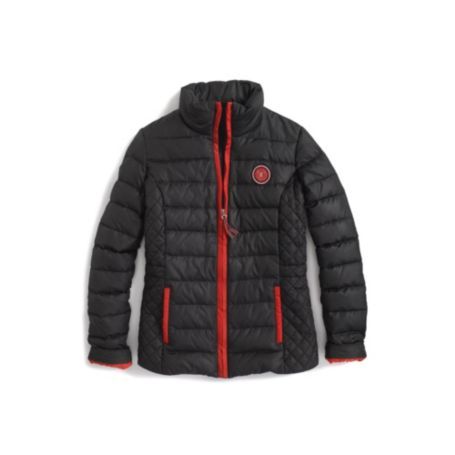 Image for CONTRAST ZIP PUFFER JACKET from Tommy Hilfiger USA