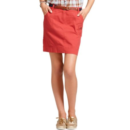 Image for MULTI POCKET SKIRT from Tommy Hilfiger USA