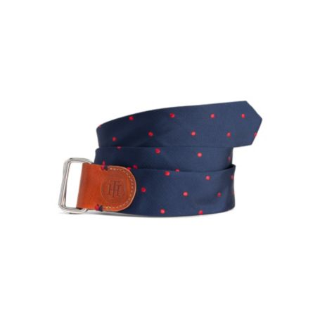 Image for POLKA DOT TIE BELT from Tommy Hilfiger USA
