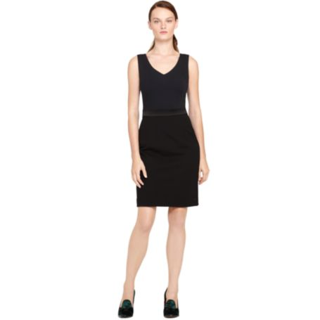 Image for SLEEVELESS SHIFT DRESS from Tommy Hilfiger USA