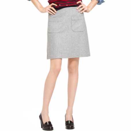 Image for ROME FIT SKIRT WITH FRONT POCKETS from Tommy Hilfiger USA
