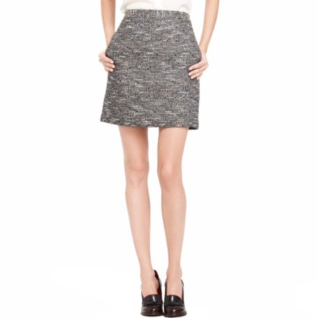 Image for METALLIC SLUB SKIRT from Tommy Hilfiger USA