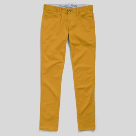 Image for MODERN FIT SKINNY SATEEN - COLORED WASH from Tommy Hilfiger USA