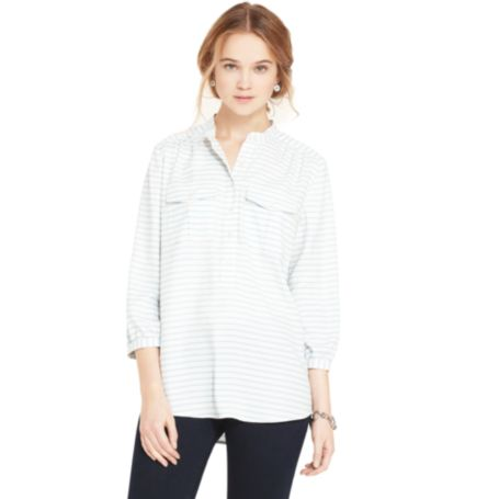 Image for CRUISE STRIPE WOVEN SHIRT from Tommy Hilfiger USA
