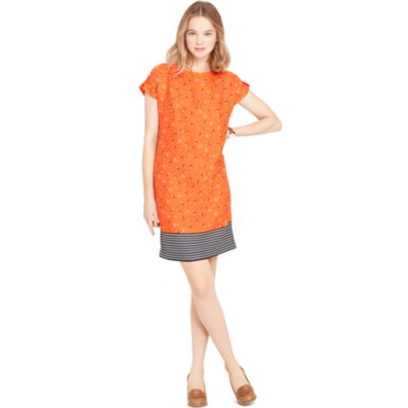Image for ANCHOR TEE-SHIRT DRESS from Tommy Hilfiger USA
