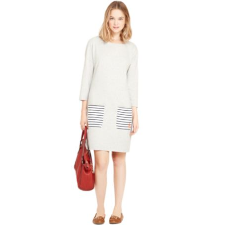 Image for DROP SHOULDER KNIT DRESS from Tommy Hilfiger USA