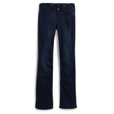 Image for CURVY FIT BOOTCUT- DARK WASH from Tommy Hilfiger USA