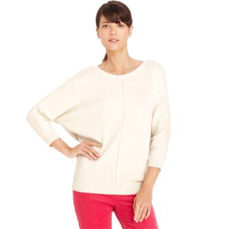 Image for LUREX AND SEAMED PULLOVER from Tommy Hilfiger USA