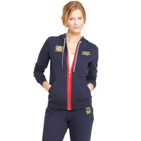 Image for GOLD CREST HOODIE from Tommy Hilfiger USA